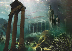 Lost City Found Under Earth