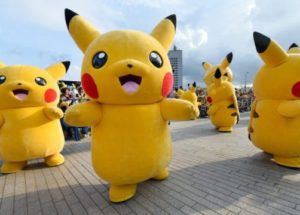 No Worthy Competition for Pokemon GO this Summer