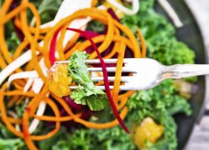 Being a Part-Time Vegetarian Reduces the Risk of Obesity