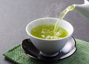 Green Tea Helps Improve Your Diet