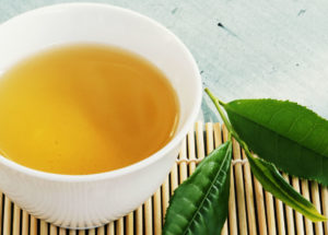 Green Tea Declares War to the American Diet