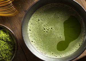 The Main Substances Found In Green Tea