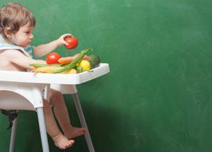Can Kids Get a Proper Healthy Vegetarian Nutrition?