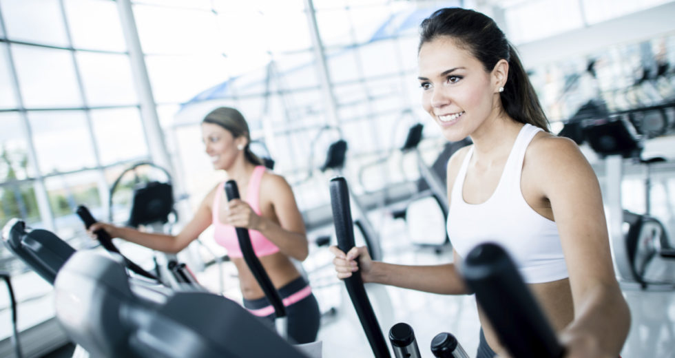 Women have one major advantage in the gym over men, finds study