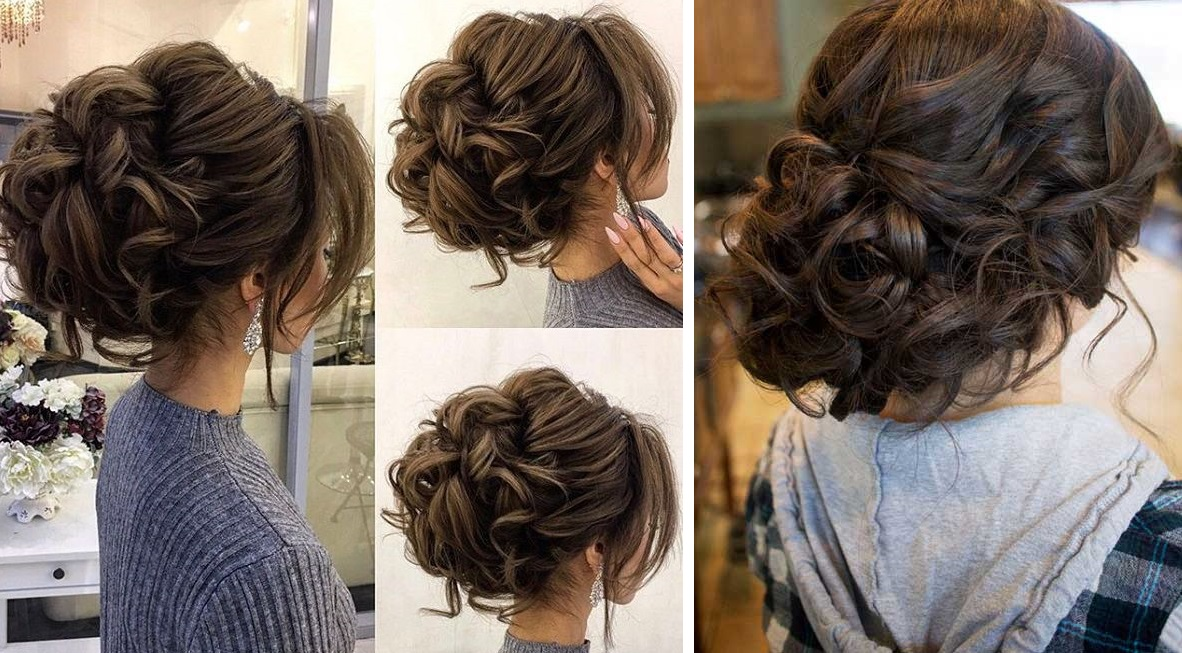 The best easy to do hairstyles for special occasions health appeal to this versatile hairstyle on the red carpet which is why you could certainly choose it for an important event special occasions or parties solutioingenieria Gallery