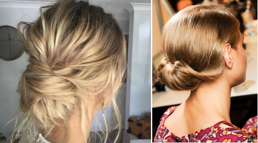 The best easy to do hairstyles for special occasions health given that they are discreetly caught at the base of the neck you will have an elegant hairstyle regardless the event youre attending solutioingenieria Image collections