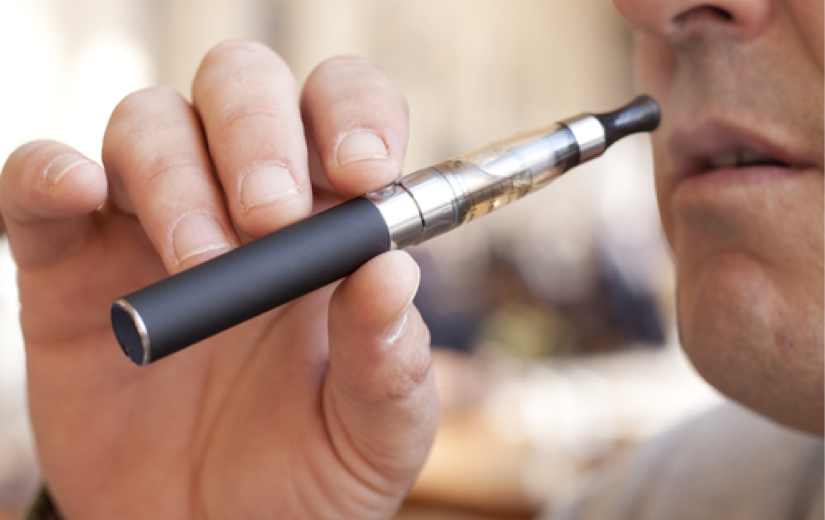 E-cigarettes Don't Do As Much Damage As Regular Ones