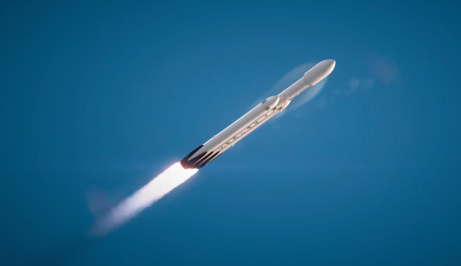falcon 9 heavy - photo #19