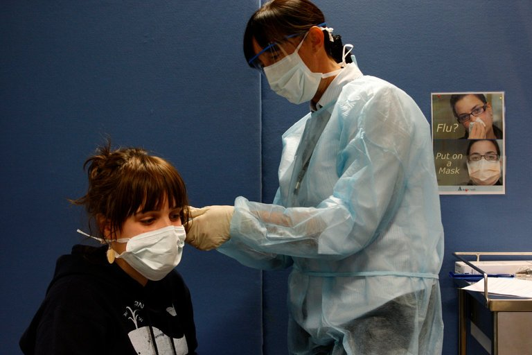 Get Ready America! The Worst Flu Season is Coming! Vaccine is Only 10% Effective