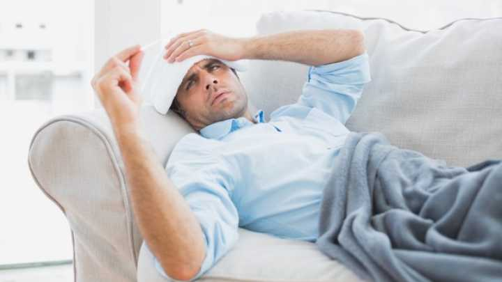 Man flu is real, according to scientists