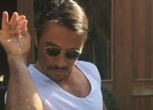 "Negative Feedback On The ""Salt Bae"" New Video"