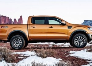 2019 Ford Ranger: Details and Specs of the Midsize Pickup Truck