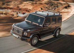The 2019 Mercedes-Benz G-Class: A Guilty Pleasure