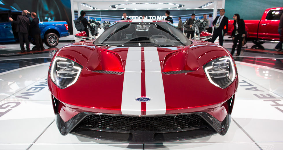 Best Cars To See At This Year's Detroit Auto Show
