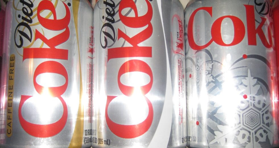 104-year old woman owes it all to Diet Coke