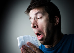 Flu Season in Oregon Breaking All Previous Records