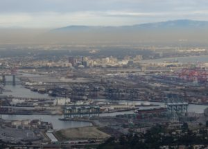 Extremely Dangerous Air Pollution Levels in California's Central Valley