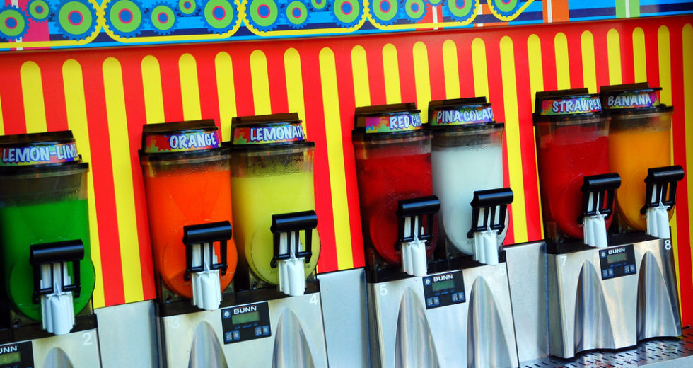 Australian Health Agencies Start Campaign Against Slushies