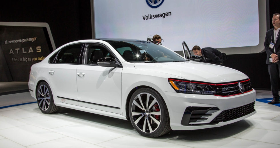 volkswagen passat gt 2018 to show its greatness at the detroit auto show health thoroughfare. Black Bedroom Furniture Sets. Home Design Ideas