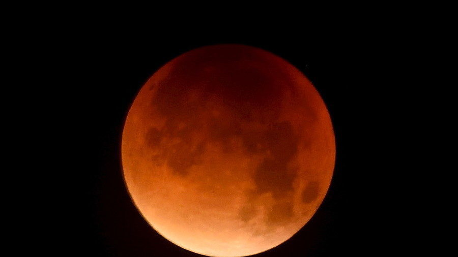 Will The Total Lunar Eclipses Ease Up The Search For Alien Life?