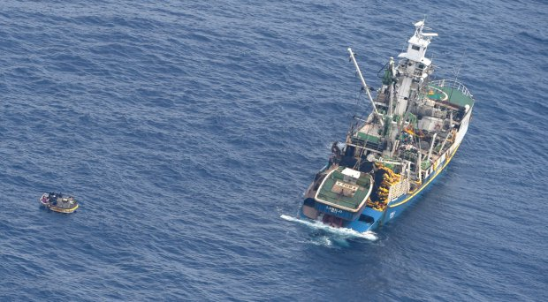 NZ Defence Force joins search for missing passenger ferry in Kiribati