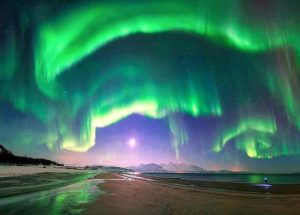 The Scientists Discovered The Real Cause Of Northern Lights