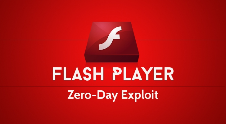 An Adobe Flash 0day is being actively exploited in the wild