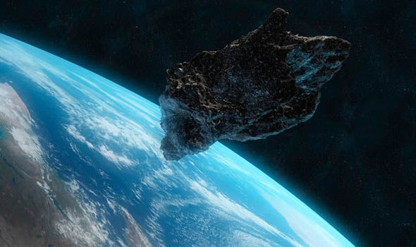 Superfast Asteroid Zooms Safely By Earth This Super Bowl Sunday
