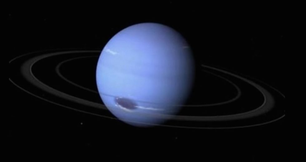 The Neptune's Latest Found Vortex Is Dying
