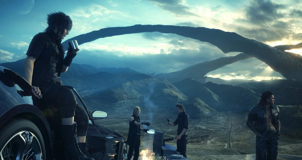 Final Fantasy XV Windows Edition - Benchmark & Pre-orders