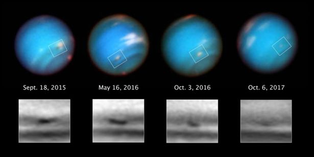 Neptune's