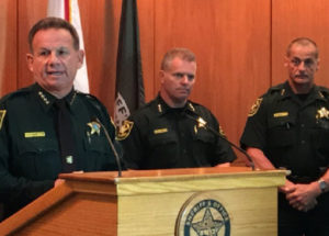 The Armed Sheriff's Deputy at the Florida High School did not try to Stop the Shooter