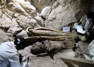 A 4,400-year-old Tomb Was Just Discovered In Egypt