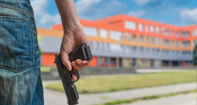 Police Stated The School Shooting That Injured 4 Students Was Unintentional