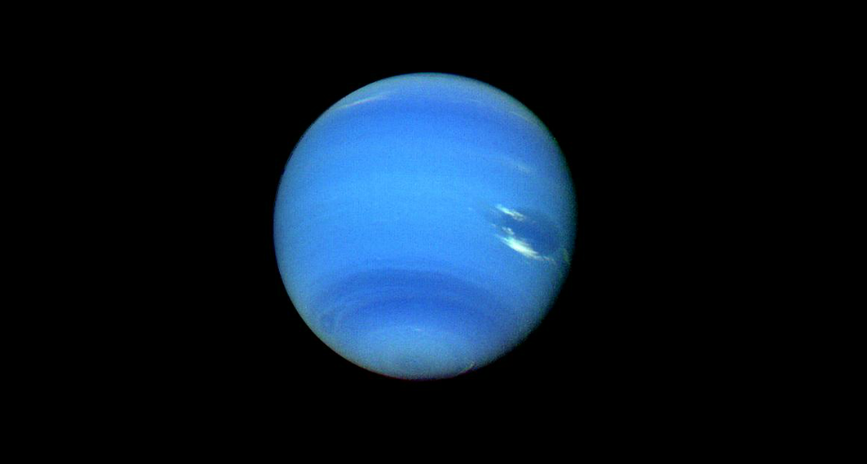 Neptune's Dark Storm Is Dying According To Scientists