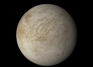 Is There Nuclear Energy-Sustained Life On Jupiter's Satellite Europa?