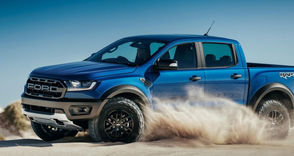 New Ford Ranger Raptor pick-up unleashed