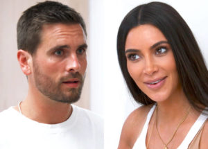 Scott Disick Didn't Know Kim Kardashian Will Have A Third Baby