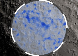 NASA Discovered The Water On The Moon Is Spread Broadly