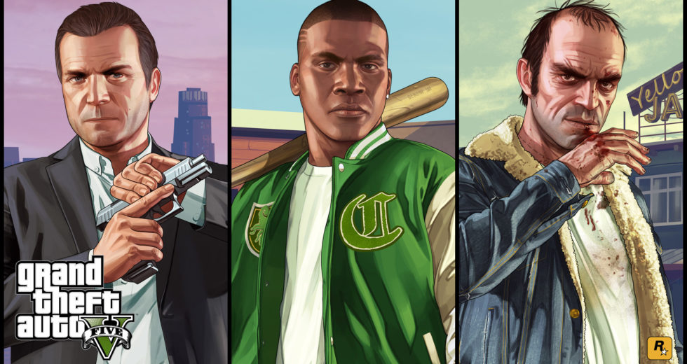 Grand Theft Auto V Premium Edition Spotted Online