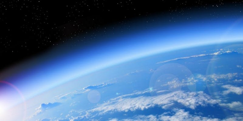 Ozone will not be recovering over Earth's most populated areas