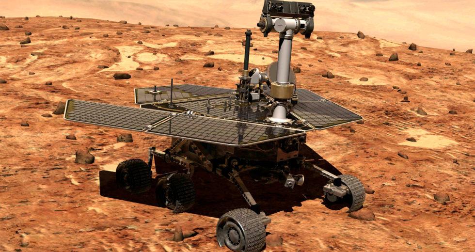 Mars Curiosity Rover Reaches Milestone of Sol 2000
