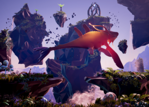 Explore an Alien World with Planet Alpha and Relive the Abe's Oddysee Atmosphere