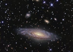 Galaxies Might be More Similar Than you Could Believe