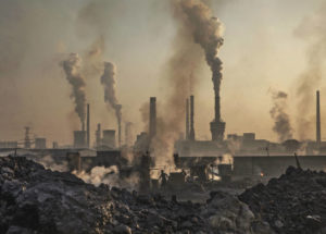 Greenhouse Gas Emission Reach Another Alarming Level in 2017
