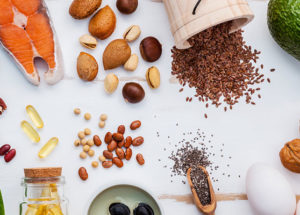 Omega 6 Fatty Acids Prevent Premature Death