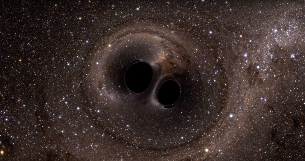 theories explaining the existence of black holes in the universe Every black hole contains a new universe our universe may exist inside a black hole the modern theory of gravity it describes the universe at the largest.