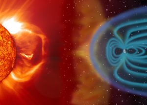The Planet Earth Ages And Its 'Magnetic Shield' Weakens