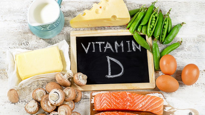 This vitamin is associated with a lower risk of cancer