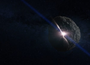 NASA Discuss The Possibility Of Painting The Asteroid Bennu To Deflect Its Trajectory